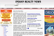 Indian Realty News